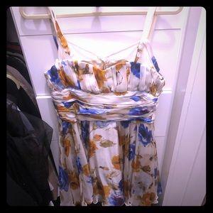 Dolce and Gabbana flower dress
